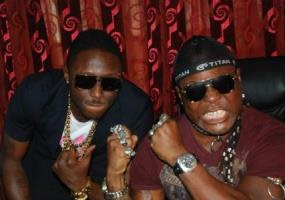 Photo: Terry G visits Charlyboy at his office ahead of Abuja concert