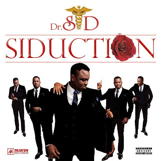 Dr Sid - Siduction (Album Art + Track Listing)