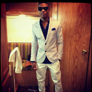 Happy Birthday StarBoy @Wizkidayo