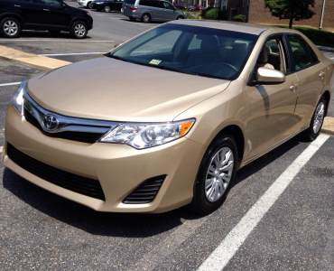 GIST: Tunde Ednut acquires 2012 Toyota Camry